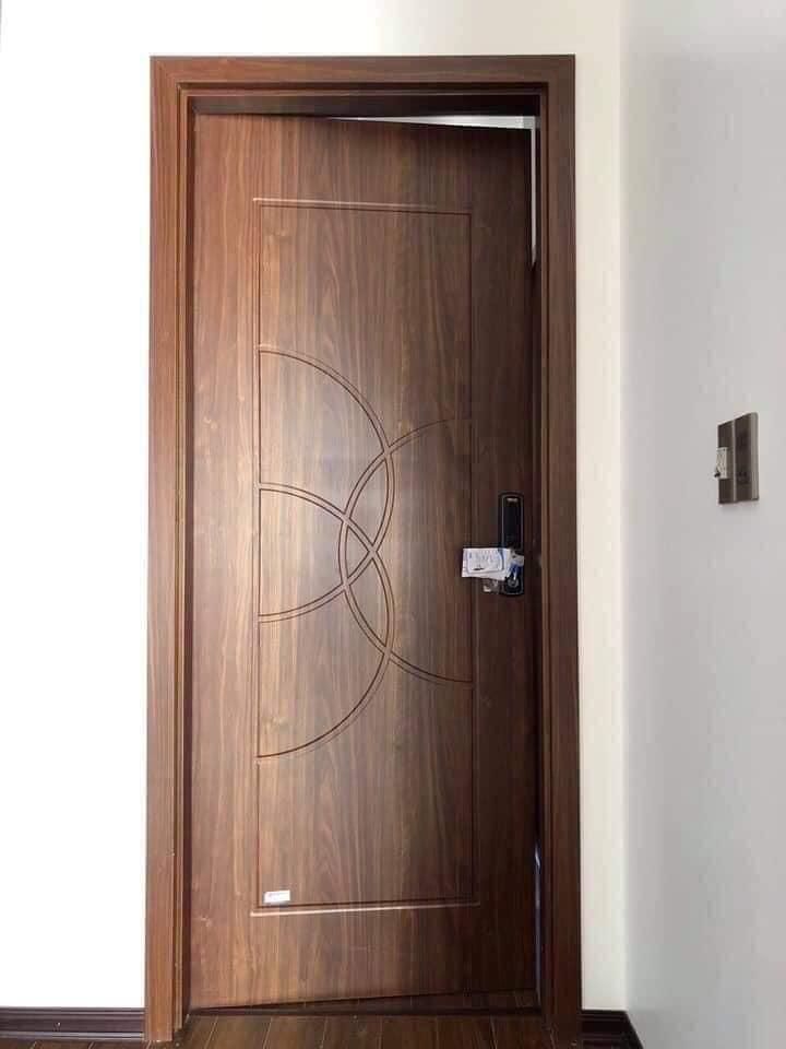 Cửa gỗ nhựa Composite chính hãng ECODOOR Hà Nội