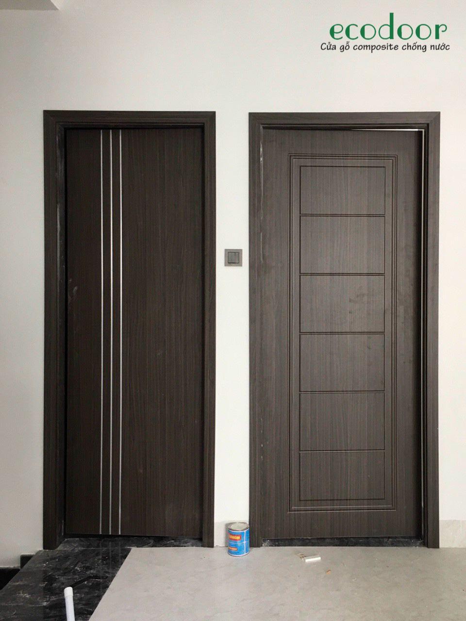 Báo giá cửa gỗ nhựa Composite vân gỗ cao cấp giá rẻ tại Hà Nội 2021