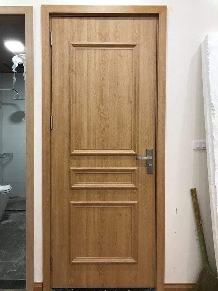 Mẫu cửa phào chỉ nổi tân cổ điển
