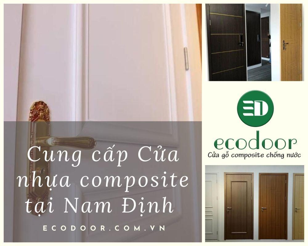 Cửa gỗ nhựa Composite Nam Định - Ecodoor