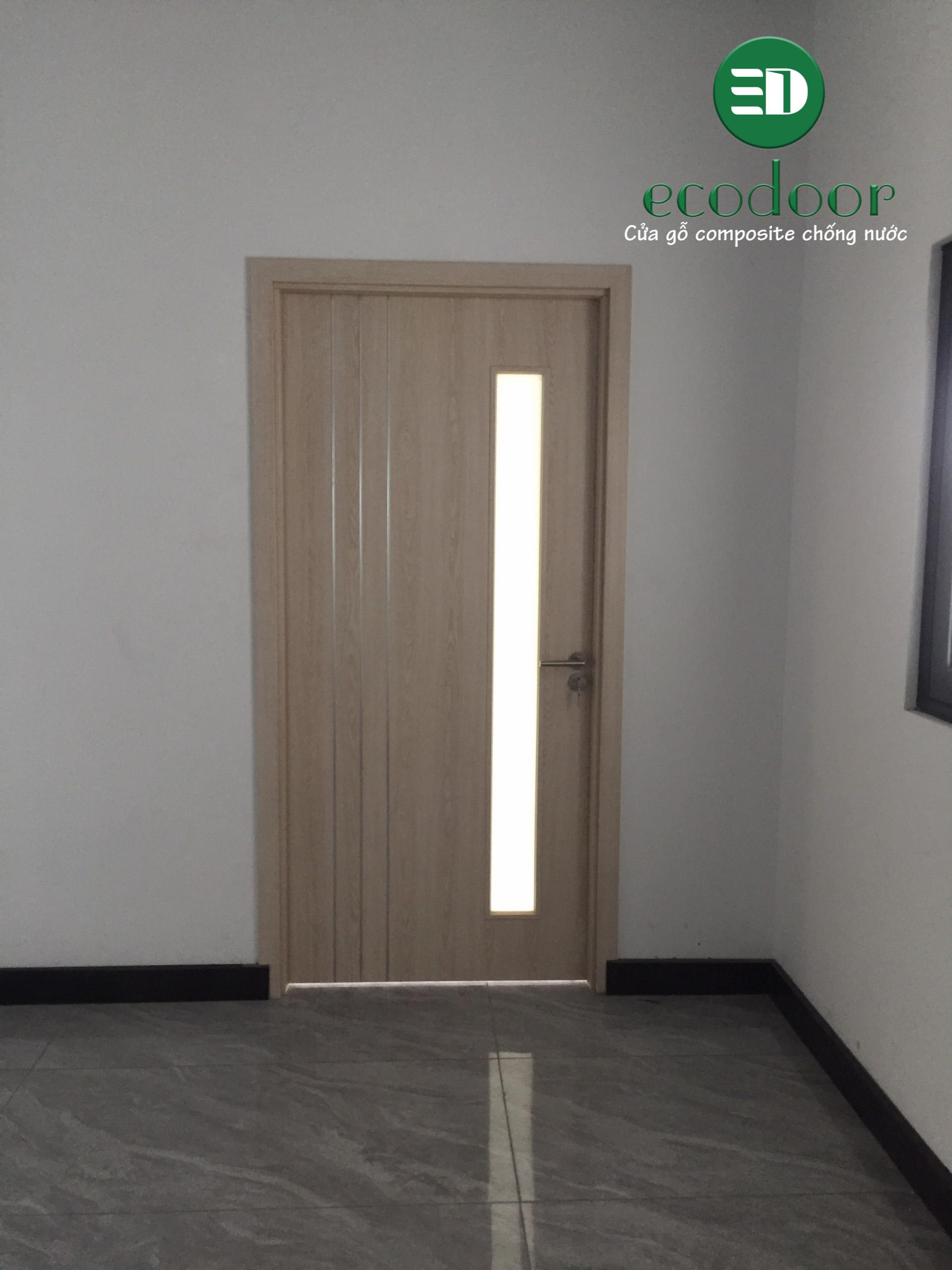 Cung cấp Cửa gỗ nhựa composite tại Hà Đông , Hà Nội   ECODOOR